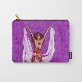 ORBS (purple) Carry-All Pouch