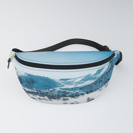 Sunny winter day Fanny Pack