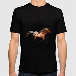 HORSE - An Appaloosa called Ginger T-shirt