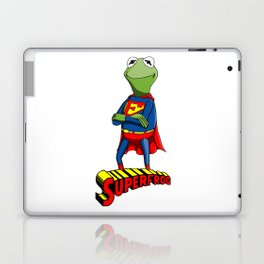 Kermit the Superman Laptop & iPad Skin