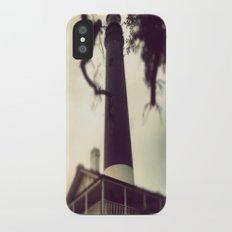 light house iPhone X Slim Case