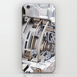 Gears automatic transmission iPhone Skin