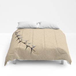 Soft Thorn Comforters