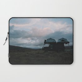 Mountain Camp, NZ Laptop Sleeve