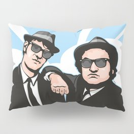 The Blues Brothers Pillow Sham
