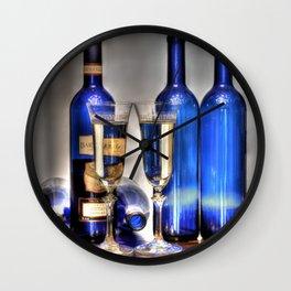 Bartenura Moscato Wall Clock