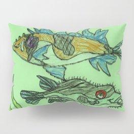 Foxface & Fugu Fish Pillow Sham