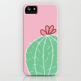 Cute Cactus (Series 2/3) iPhone Case