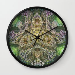 Dragon's Den Wall Clock
