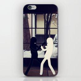 a r m o n i a i n t e r r o t t a iPhone Skin