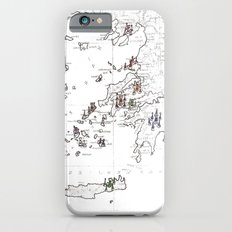 Greece iPhone 6s Slim Case