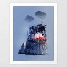 Sorrow's City Art Print