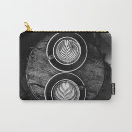 Coffees (Black and White) Carry-All Pouch