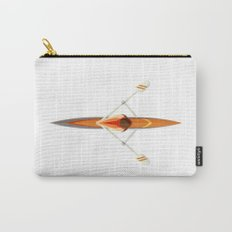 The Serenity of Sculling Carry-All Pouch