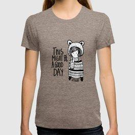 Teddy Bear Boy  T-shirt