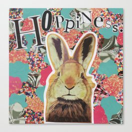 Hoppiness. Canvas Print
