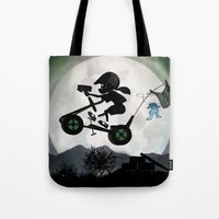 Halo Kid Tote Bag