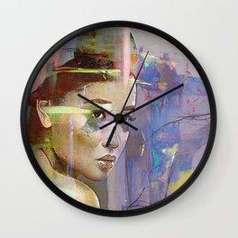 Izanami goddess Japanese Wall Clock
