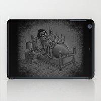 kafka iPad Cases featuring Parkeresque by Salih Gonenli