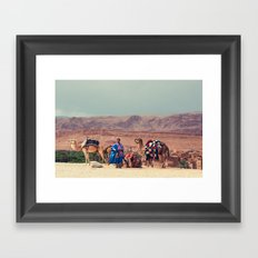 Morocco 2 Framed Art Print