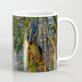 BLUE HERON'S FRIDAY SUNDOWN FISH FEAST Coffee Mug