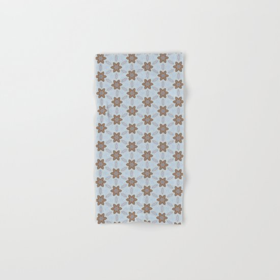 Flower Abstract Hand & Bath Towel