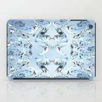 crystals iPad Cases featuring Crystals by Armin