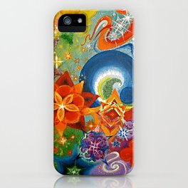 A Sprinkling for the May Queen iPhone Case
