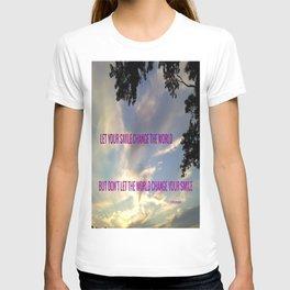 """ SMILE "" T-shirt"