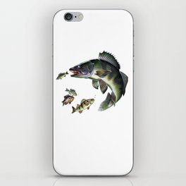 Freshwater Fish iPhone Skin