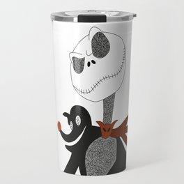 jack skeleton Travel Mug