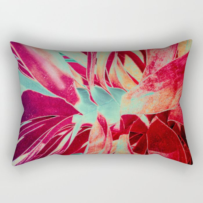 Vintage agava(2) Rectangular Pillow