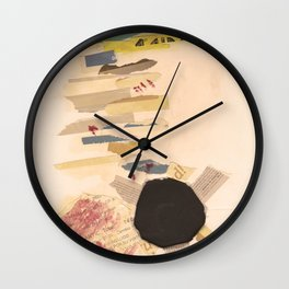 Voyeur Wall Clock