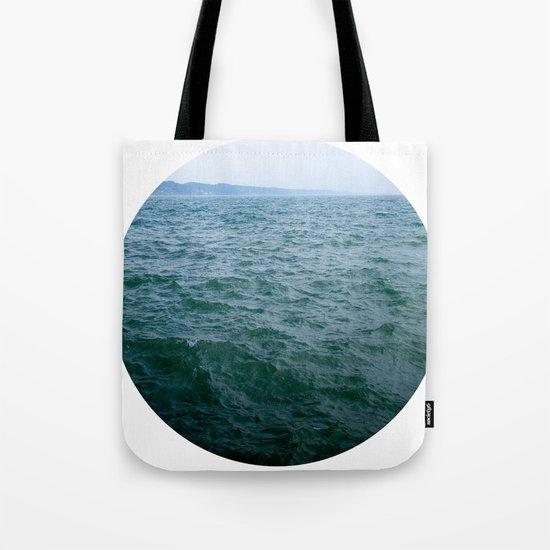 Nautical Porthole Study No.1 Tote Bag