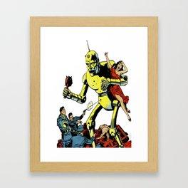 Ron The Conqueror Framed Art Print