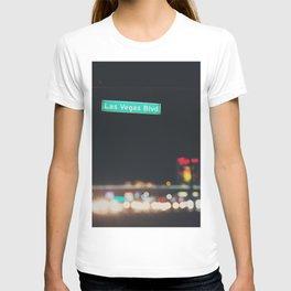 Las Vegas Boulevard ... T-shirt