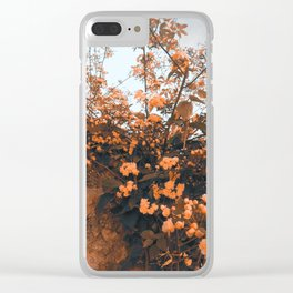 - Spring yellow break - Clear iPhone Case