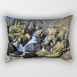 Becky Falls Rectangular Pillow