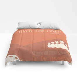 The Big Lebowski Movie Poster 1 Comforters