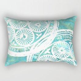 swimmingly Rectangular Pillow