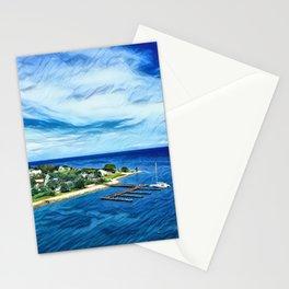 Coast Of Jamaica Stationery Cards