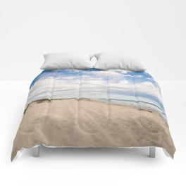 Scarborough Beach Comforters