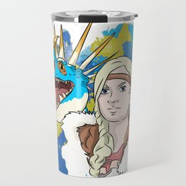 HTTYD | Astrid Travel Mug