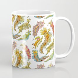 Ernst Haeckel Nudibranch Sea Slugs Coffee Mug