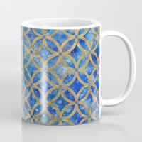 new year Mugs featuring New year by Edling art