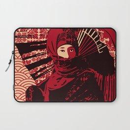ASIAN WOMAN Laptop Sleeve