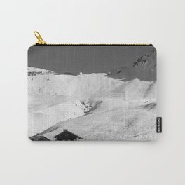 Mountain Huts, Alps, Arcs Carry-All Pouch