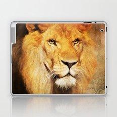 The King's Portrait Laptop & iPad Skin