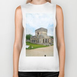 Temple of the Frescoes Biker Tank
