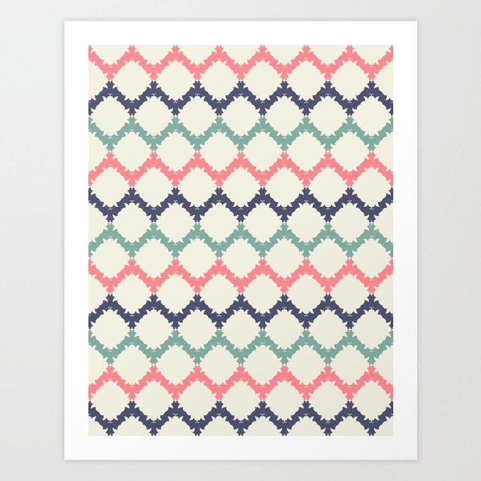 Thinking About Azulejos Art Print